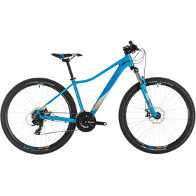 Cube Access WS MTB Hardtail Women blue
